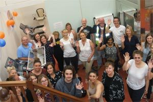 Image of Handicare UK steps up for charity fundraiser Steptember